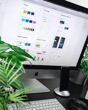 Vacature grafisch vormgever webdesign